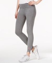 Tommy Hilfiger Sport Leggings A Macy's Exclusive Style Ash Heather