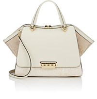 Zac Posen Women's Eartha Iconic Large Satchel Nude