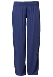Buffalo Trousers Petrol Blue