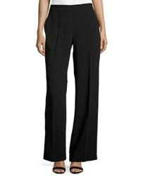 Trina Turk Mel Wide Leg Pants Black