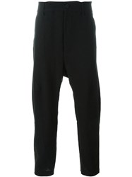 Cedric Jacquemyn High Waisted Trousers Grey