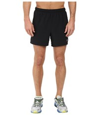 New Balance Impact 5 Track Shorts Black Men's Shorts