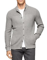 Calvin Klein Knit Cardigan Heather Grey