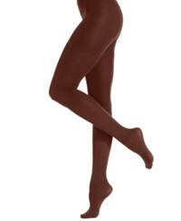 Star Power By Spanx Center Stage Shaping Tights Java