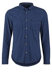 Wrangler Seasonal Shirt Mood Indigo Dark Blue