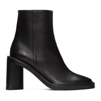 Acne Studios Black Booker Boots