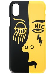 Haculla 2Faced Iphone Xs Case Yellow