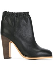 See By Chloe 'Jane' Boots Black