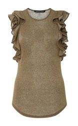 Marissa Webb Finch Knit Top Neutral