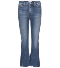 Paige Pieced Colette Jeans Blue