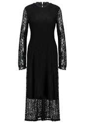 Soaked In Luxury Lilo Summer Dress Black