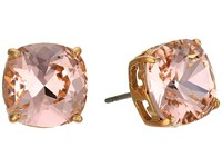 Tory Burch Set Crystal Studs Earrings Vintage Rose Tory Gold