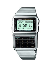 Casio Digital Dbc 611E 1Ef Watch Silver