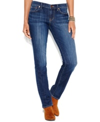 Lucky Brand Sweet 'N Straight Straight Leg Jeans Tanzanite Wash