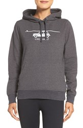 Patagonia Women's 'Live Simply' Graphic Hoodie