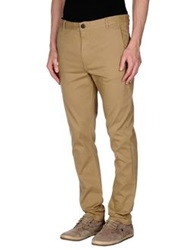 Suit Casual Pants Military Green