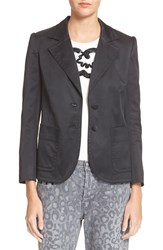 Women's Marc By Marc Jacobs Washed Satin Blazer