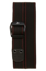 Men's Arc'teryx 'Conveyor' Webbing Belt Black