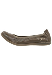 Dockers By Gerli Ballet Pumps Braun Brown