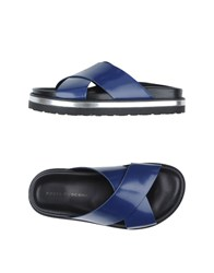 Fabio Rusconi Footwear Sandals Women Blue