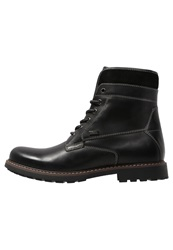 Pier One Winter Boots Nero Black