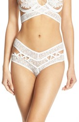 Women's For Love And Lemons 'Cindy' Lace Thong