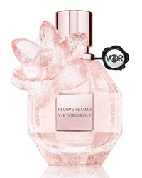 Viktor And Rolf Flowerbomb Pink Crystal Limited Edition