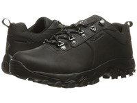 Columbia Newton Ridge Plus Low Waterproof Black Charcoal Men's Waterproof Boots