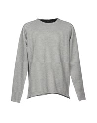 Suit Sweatshirts Grey