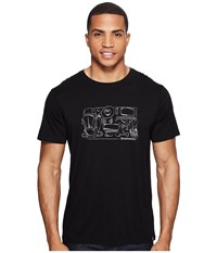 Smartwool Merino 150 Backpacker's Tee Black Men's T Shirt