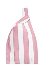Hayward Mini Shopper Pink White