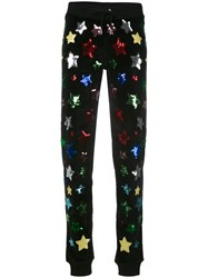 Philipp Plein Crio Track Pants Black