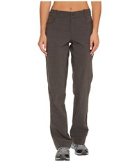 The North Face Aphrodite Hd Pants Graphite Grey Heather Women's Casual Pants Gray