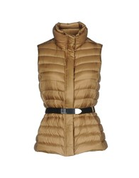 Ralph Lauren Black Label Down Jackets Camel