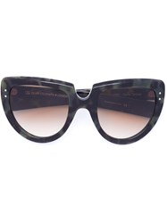 Oliver Goldsmith 'Ynot' Sunglasses Multicolour