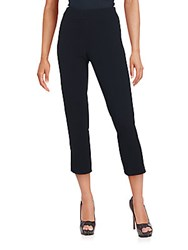 Reed Krakoff Slim Fit Modern Capri Pants Black