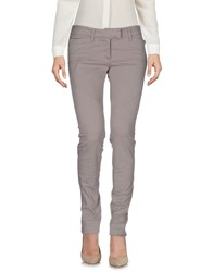 Clio Casual Pants Light Brown