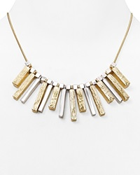 Dylan Gray Long Wood Textured Bar Necklace 15 Bloomingdale's Exclusive