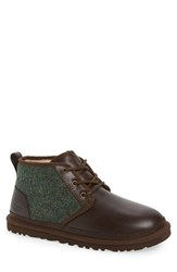 Uggr Men's Ugg 'Neumel' Wool And Leather Chukka Boot