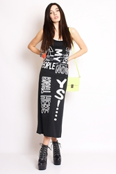 Yayer.Co.Uk All My People Maxi Dress