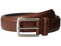 Stacy Adams 32Mm Full Grain Leather Top W Leather Lining Dress Belt Cognac Men's Belts Tan