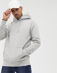Pull And Bear Hoodie In Gray Gray