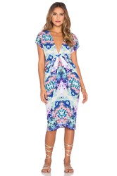 6 Shore Road Surf And Sand Cover Up Blue