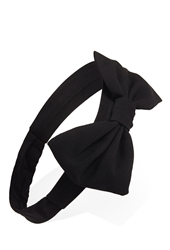 Forever 21 Bow Headwrap Black