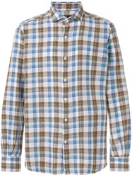 Orian Checked Shirt Multicolour