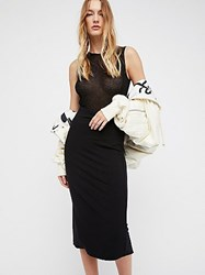 Free People Bring It Back Midi Skirt By
