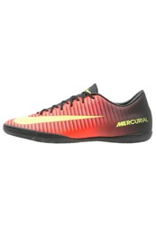 Nike Performance Mercurial Victory Vi Ic Indoor Football Boots Total Crimson Volt Black Pink Blast Red