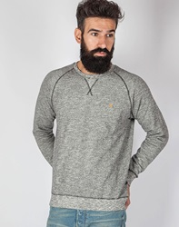 Farah Jared Marl Sweatshirt Grey