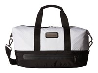 Adidas By Stella Mccartney Small Gym Bag Black White Gunmetal