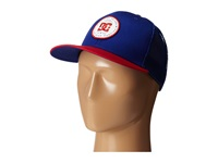 Dc Daxbred Snapback Hat Nautical Blue Baseball Caps